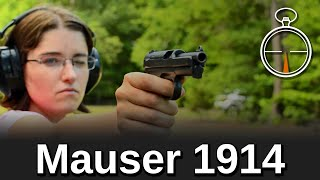 Minute of Mae: Mauser 1914