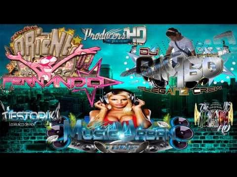 Reggae Dancen   Dj Bimbo Eleganz Crew Ft Fernando Dj  Oriente Music  Tiestoriki Oficial  New  Music