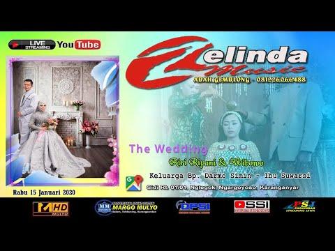 LIVE ZELINDA MUSIC//MARGO MULYO AUDIO & HD VIDEO//SIDI NGLEGOK, 15/01/2020