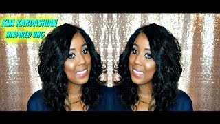Kim K Inspired Wig | RPG Hair | AdrianneMG