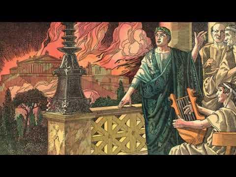 The Twelve Caesars Part 6 Nero By Suetonius
