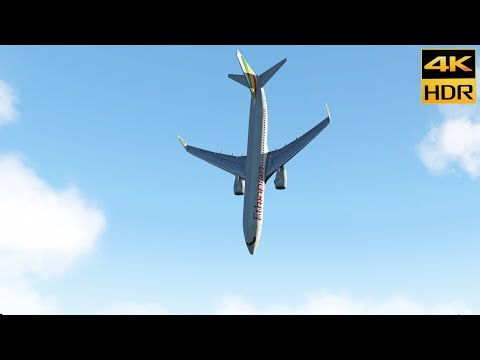 Ethiopian Airlines Crash | B737 Crashes After Takeoff | XP11 thumbnail