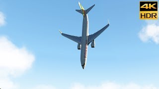 Ethiopian Airlines Crash | B737 Crashes After Takeoff | XP11