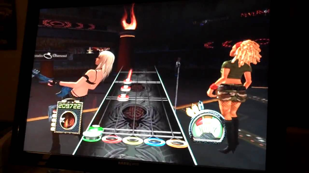 Trivium Into The Mouth Of Hell We March Shogun 2 99 Acra Acrality Guitar Hero 3 GH3 Expert Custom