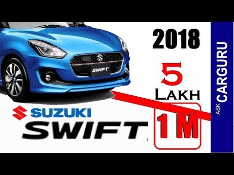 2017 Maruti Suzuki SWIFT, CARGURU, हिन्दी में  Video, Engine,  Interior & Exterior all details