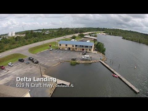 Delta Landing Marina | Chickasaw, AL