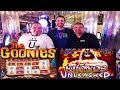 KRONOS UNLEASHED★MAX BET★THE GOONIES★BRIAN CHRISTOPHER IN DA HOUSE!★ VEGAS SLOTS!