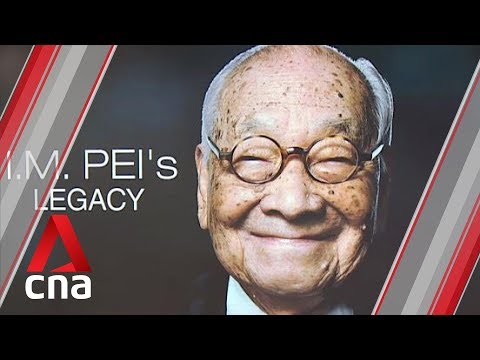 Legacy Of IM Pei, A Master Builder And Maestro Architect