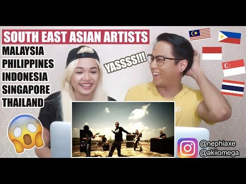 [SINGERS REACT] South East Asian Artists | Project EAR - Marabahaya Official Video Clip