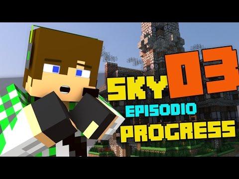 Dobbiamo fare soldi! - Minecraft Sky Progress E3