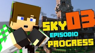 Dobbiamo fare soldi! - Minecraft Sky Progress E3