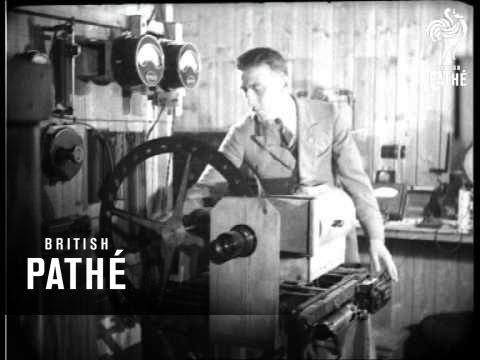 The Invention of Television (1929)