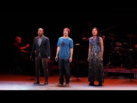 Best Moments From Jonathan Larson's tick, tick... BOOM!, Starring Lin-Manuel Miranda and Karen Olivo