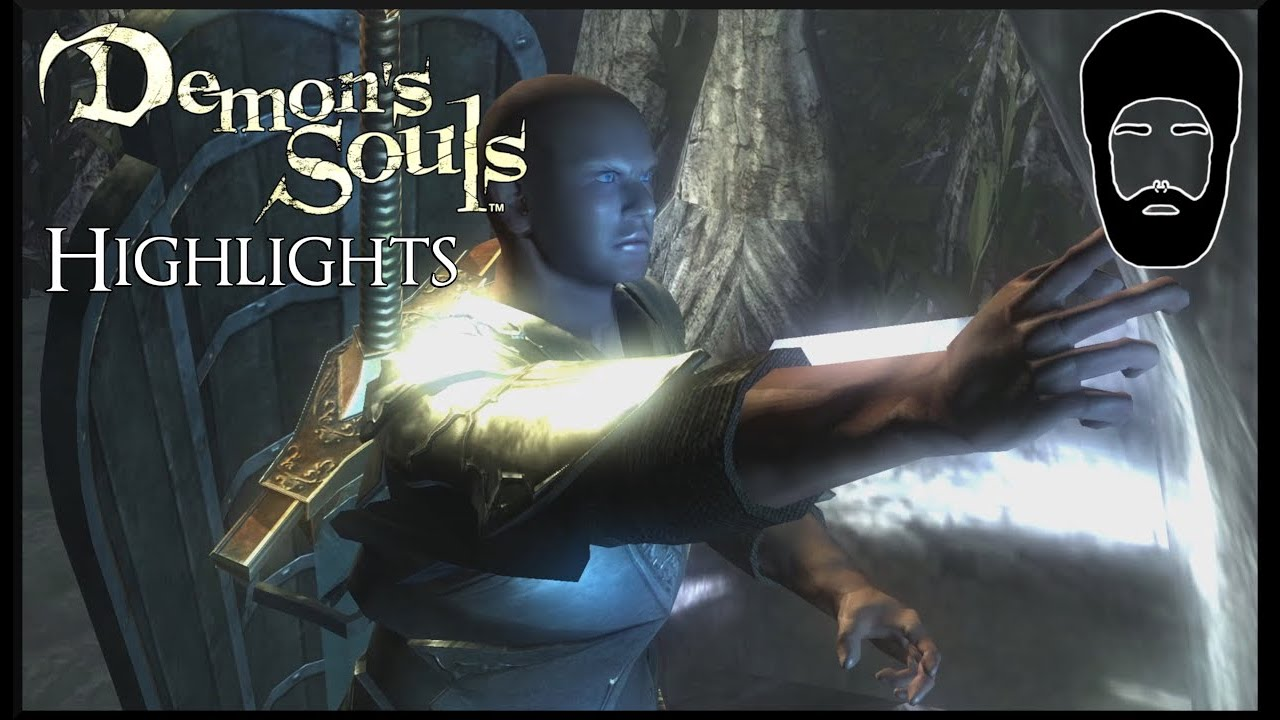 The Misadventures of Henry & Also Henry    Demon's Souls Highlights, Rage & Funny Moments