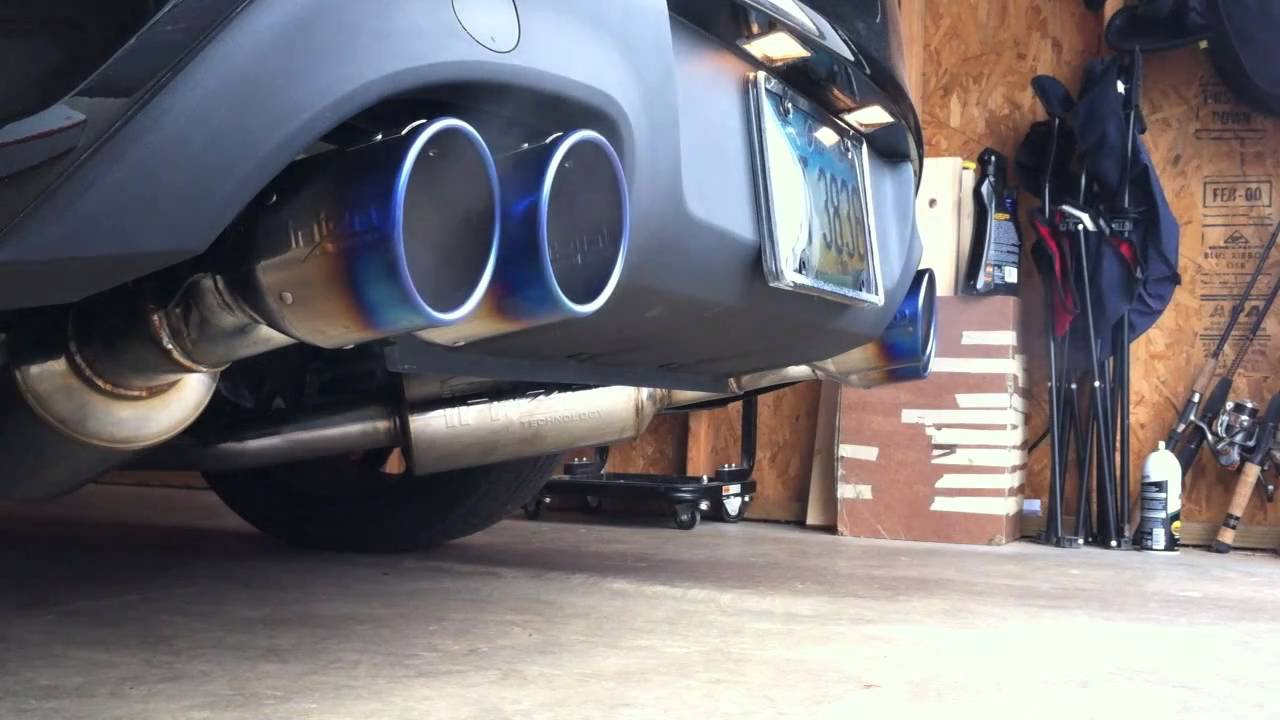 injen dual exhaust for genesis coupe 3 8