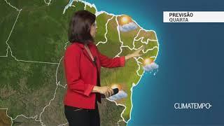 Previsão Nordeste – Interior continua com chuva forte