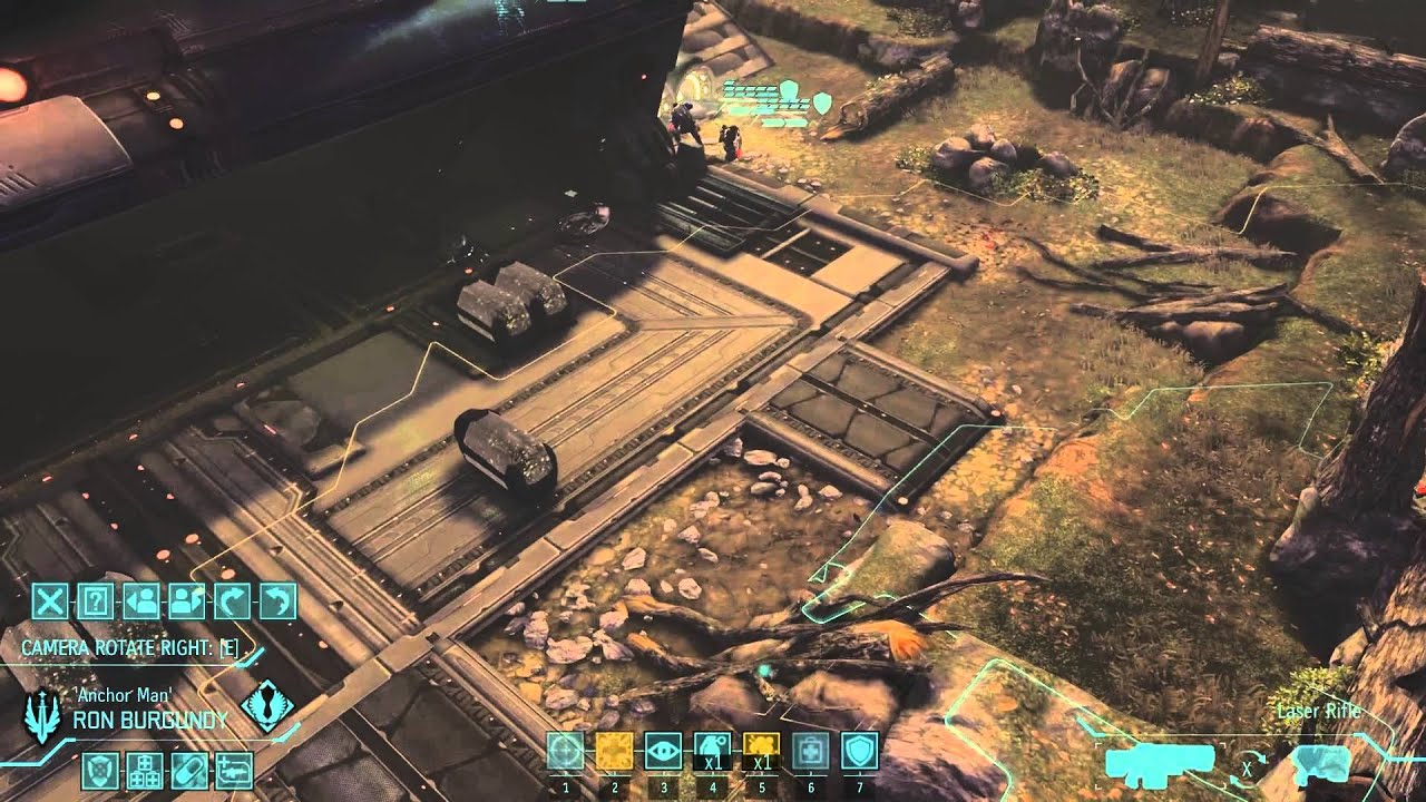 Let 39 s play xcom enemy unknown part 13 first abductor for Portent xcom not now