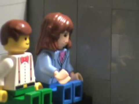 Among the Hidden Chapter 2 and 3 (Lego)
