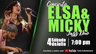 TONKA MUSIC FOR HOME | INVITADOS ESPECIALES: ELSA & MICKY