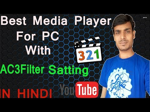 Best Video Player For Pc With AC3Filter  IN HINDI