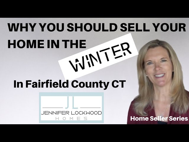Why You Should List Your Home for Sale in the Winter