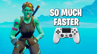Why Console Players NEED To Use Edit Mode Aim Assist **Fortnite Console Tips**