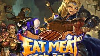 【新作】魔物を食べて強くなる!Eat Meat(イートミート)やってみた! 面白い携帯スマホアプリゲーム 肉食系RPG