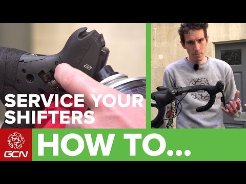 How To Service Your Shifters | Road Bike Maintenance