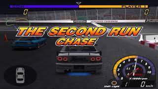 D1 Professional Drift Grand Prix Series - PS2 Gameplay