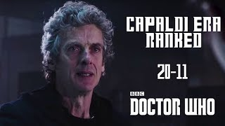 Doctor Who - Ranking Every Capaldi Episode! | 20-11
