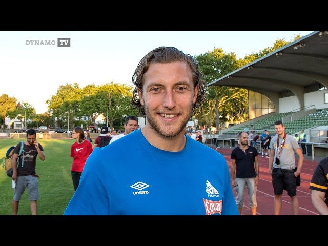 Trainingslager Herxheim | Interview mit Michael Hefele