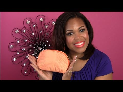New What's In My Makeup Bag Tag Video On Beauty Chameleon!!