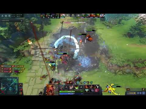 Dota Memories Crescendo.EGM - Legion Commander highlights - Game 3904008810 - Dota 2