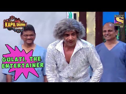 Dr. Gulati, The Entertainer – The Kapil Sharma Show