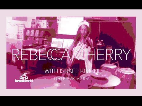 HOT! Live recording - Electric Violin Rebecca Cherry & Israel Kimchi - Lovebreak (White Hat) #11