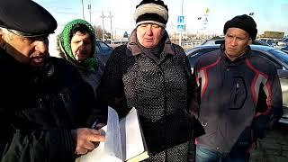 Обращение жителей села Тулугановка к Астраханской власти