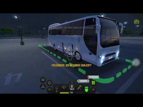 Bus Simulator Ultimate Games.Night day Driving very dangerous 🥵 |