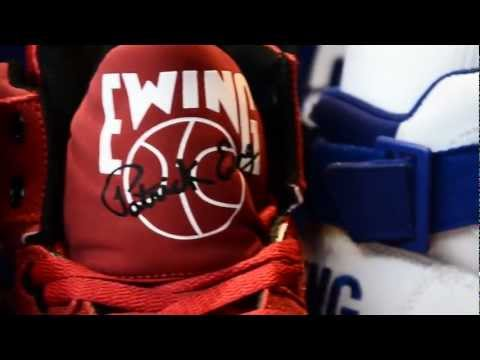 EWING ATHLETICS | EWING 33 HI release at Lafayette