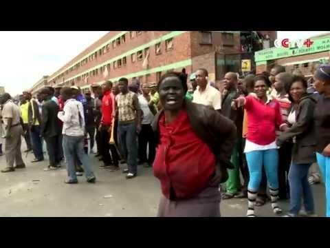 Anti immigrant Riots Spread to Johannesburg