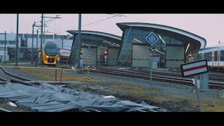 Perimeter detection at Nedtrain Haarlem, The Netherlands