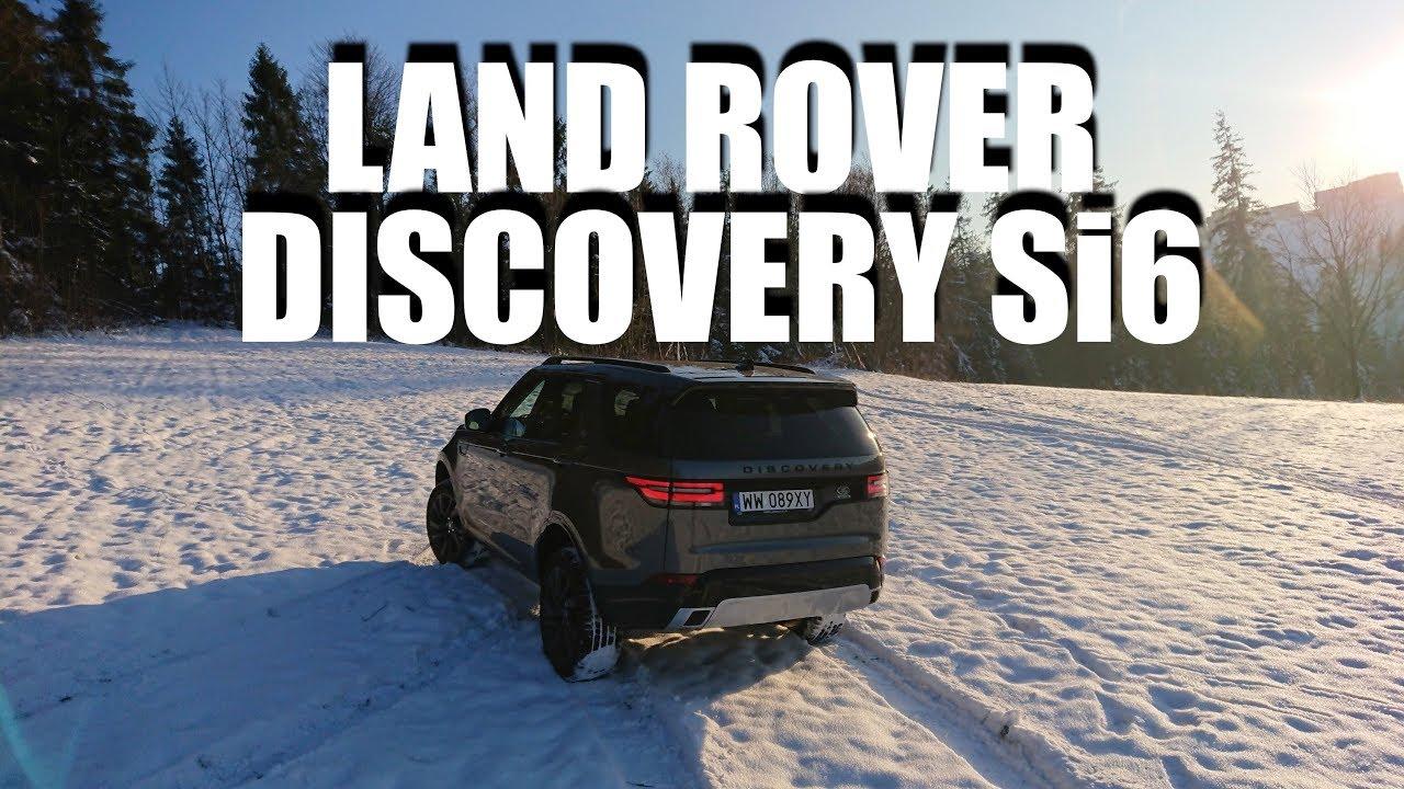 Land Rover Discovery Si6 340 KM (PL) – 9 rzeczy, które musisz o nim wiedzieć – druga randka