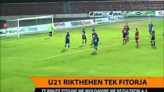 ALBANIA U21 4-3 Moldova U21
