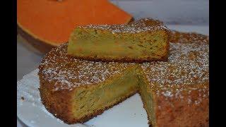 Пирог-запеканка из тыквы *** Пирог из тыквы***Для любителей тыквы ;)
