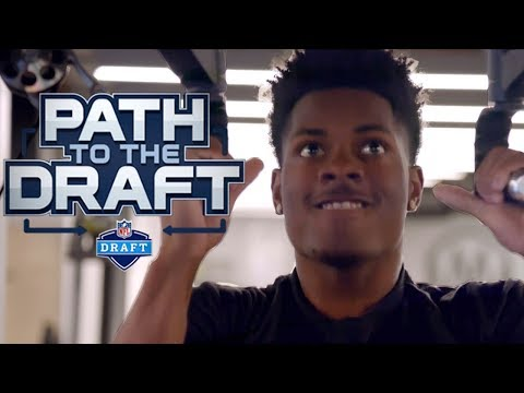 Follow Top NFL Prospects Through the Draft Process: From Training, to Combine, to Draft Day
