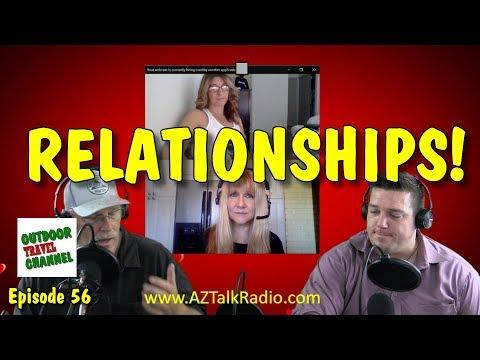 Lisa and Helen Talk Relationships, ❤️ with Rob, Derek, Good Talk Radio Episode 56 ❤️