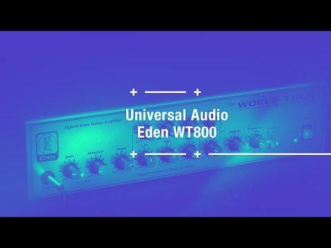 Universal Audio Eden WT 800 (plugin)