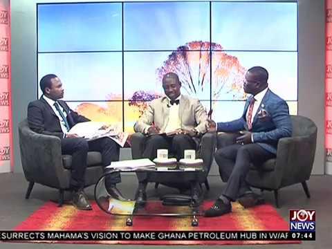 NDC Infighting - AM Talk on JoyNews (17-8-17)