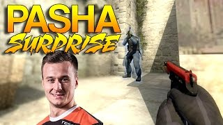 CS:GO - Pasha SURPRISE Motherf*cker!
