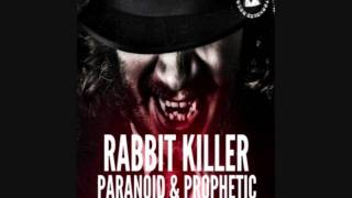 Rabbit Killer, Fast Foot - Paranoid (Original Mix).wmv