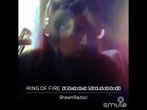 I fell into a ring of fire